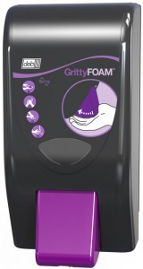 gritty Foam Soap